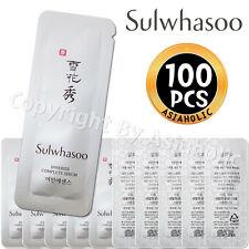 Sulwhasoo Innerise Complete Serum 1ml x 100pcs (100ml) Sample AMORE PACIFIC