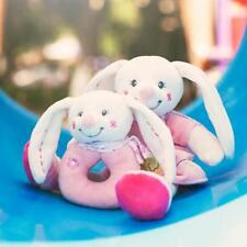 Baby Infant Rattles Plush Animal Stroller Hanging Bell Toys Doll Soft Bed NEW LD