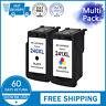 PG-240XL & CL-241XL Ink Cartridge For Canon Pixma MX479 MG2220 MG3220 TS5120