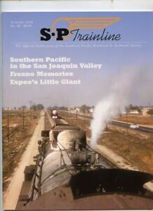 Southern Pacific SP TRAINLINE Magazine - Summer 2006
