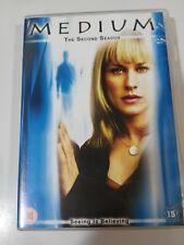 Medium The Complete Second Saison 2 Season - 6 X DVD Spanish English - 3T