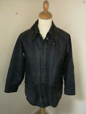 Vintage Barbour Bedale Jacket/ 97cm- 38 Inch - Small/ 1980s