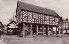 Old Market House & Shop Fronts, LEDBURY, Herefordshire RP