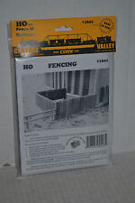 Central Valley 1601 Fence & Railing Ho scale