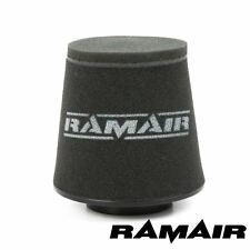 """Ramair Universal 75mm / 3""""barra espuma cono Inducción filtro de aire alto flujo"""