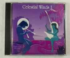 Celestial Winds 1 by Celestial Winds [David Young & Lisa Franco] (CD, 1995) OOP