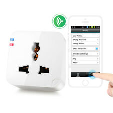 Smart WiFi Wireless Power Socket Cell Phone Remote Control Repeater Plug Selling