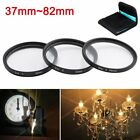 37 43 49 52 55 58 62 67 72 77 82mm 4 6 8 Point Star Filter Kit for Canon Nikon