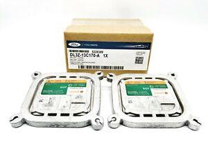 2x New OEM for Lincoln MKC MKS MKT MKX Navigator Xenon Ballast Control Unit