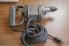 "Vintage Black & Decker 1/4"" Electric Drill"