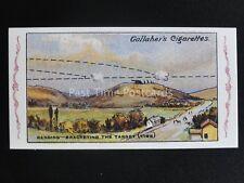 No.11 RANGING BRACKETING TARGET TIME The Great War Series REPRO of Gallaher 1915