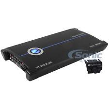 Planet Audio TR5000.1D 5000W Max RMS Monoblock Amp 1-Ohm Stable Car Amplifier