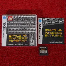 SPACE INVADERS EXTREME - Nintendo DS ~PAL~3+ Arcade Game