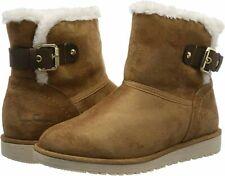 Tom Tailor Women's Slouch Boots Braun (Camel) UK Size 4 / EU 37. 585200230