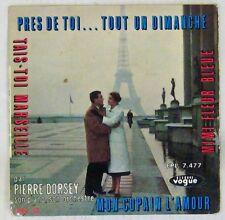 Tour Eiffel 45 tours Pierre Dorsay Vogue