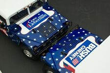 "Exoto 1:18 "" 2000 Presidential Elections "" Hummer Wagon America # TDT01806"