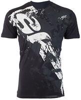 SKIN INDUSTRIES Mens T-Shirt GT-9599 Racing MMA UFC Fox Metal Mulisha M-XXL $30