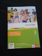 Green Line 3 Standardaufgaben Niedersachsen    Lehrersoftware und Audio-CD