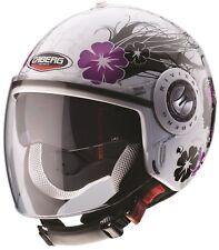 Caberg Jet-helm Riviera V3 Diva Bianco Pink M