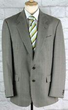 Zip Collared Wool Blazers for Men