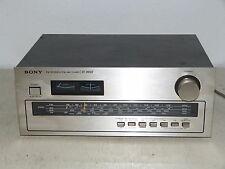 Sony ST 2950 F Stereo Tuner 70er Jahre Vintage Hifi Made in Japan