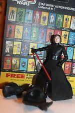 THE LAST JEDI Maskless CUSTOM SA Kylo Ren Star Wars Hoodless Walmart Black Serie