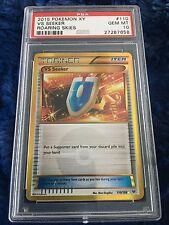 2015 Pokemon TCG XY Roaring Skies VS Seeker Secret Rare PSA 10 Gem MINT 110/108