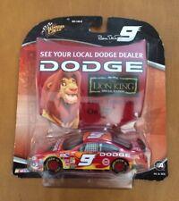 Winner's Circle Bill Elliott #9 The Lion King Dodge Charger