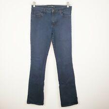 Joe's Jeans Womens 30 Auria Straight Dark Wash Jeans