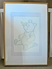 Winnie the Pooh and the Honey Tree Large Framed Print - approx 103cm x 72cm