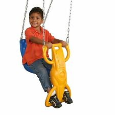 Swingset Rider Glider Swing Accessory Playsets Backyard Children Kids