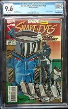 G.I.JOE 1993 #139 CGC 9.6 WHITE PAGES HOT TRANSFORMERS AND MEGATRON APPEARANCES!