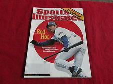 Sports illustrated  Magazine  28/05/01  Japanese Sensation  Ichora SUZUKI  Cover