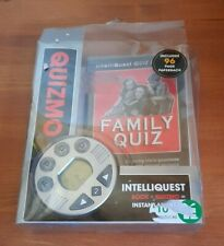 Concurso de familia Quizmo una prueba electrónica juego Intelliquest