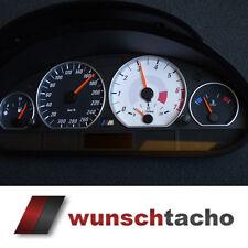 Tachoscheibe für Tacho BMW E46 *Performance*  300 Kmh Benziner