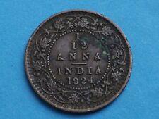 inde brittanique  1/12 anna 1924    km#509