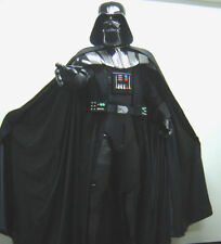 Star Wars Prop Darth Vader Leather Bodysuit  2 Pcs Soft parts Tailored Size