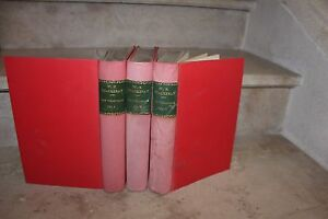 Thackeray / the virginians a tale of the last century (3 volumes) n°17/ 1000 ex