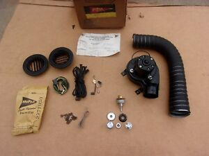 NOS MoPar 1963-64 Plymouth Fury Dodge 440 Polara Rear Window Defogger Package