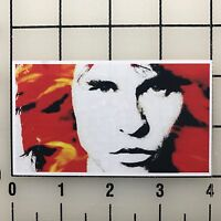 "The Doors Jim Morrison 4"" Wide Multi-Color Vinyl Decal Sticker - BOGO"