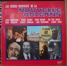 LES SUCCES ORIGINAUX DE LA NOUVELLE ORLEANS DOUBLE FRENCH  LP FESTIVAL