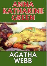 Agatha Webb By Anna Katherine Green Audio Book MP 3 CD Unabridged 13 Hours