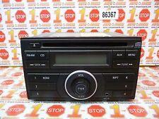 10 11 12 NISSAN VERSA AM/FM RADIO CD PLAYER 28185-ZW80D OEM