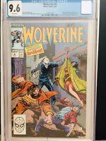 Brutal Comic Cgc Wolverine Nº 4 Con Grado Alto 9.6