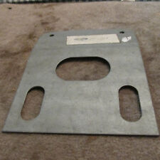 NOS 1977 1978 FORD PINTO FRONT BUMPER MOUNTING PLATE BRACKET D7FZ-17859-A NEW