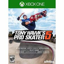 Tony Hawk's Pro Skater 5 Microsoft Xbox One NEW