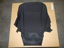 New OEM 2012-2016 Isuzu D-Max TFS TFR Front Left Seat Cushion Cover Black Cloth