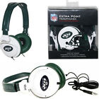 i-Hip New York Jets Extra Point Headphones New in Package
