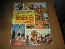 ragazzi IL LIBRO DEI 1000 QUIZ - CORRIERE DEI PICCOLI 1966