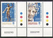 Albania 2004 Olympic Games/Olympics/Sports/Statues/Art/Sculpture 2v set (n35378)